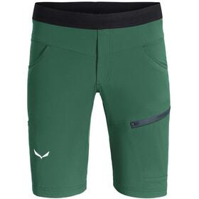 SALEWA Agner Light Durastretch Spodnie krótkie Mężczyźni, zielony